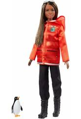 Barbie Carriere Biologa Marina National Geographic Mattel GDM45