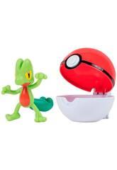 Pokémon Pokeball Clip N Go Bizak 63227222