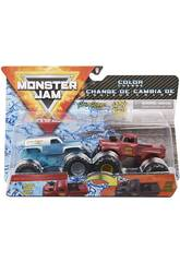 Monster Jam Pack Doble Bizak 61925872