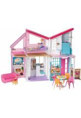 Barbie Malibu Haus mit Zubehör von Mattel FXG57
