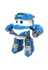 Robô Trains Megarobô Transformável Kay Bizak 62000177