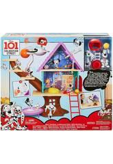 101 Dalmatiens Dylan Maison Dans l'Arbre. Mattel GDL88