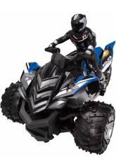 Radiocommande 1:12 Police Rider World Brands XT180832