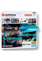 Pack Jardín Gardena Home Gardener I Chicos 89129
