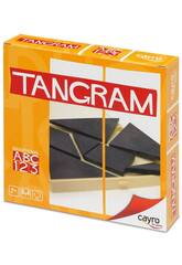 Jogo de Tabuleiro Tangram Caixa De Plástico Cayro 123