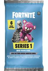 Fortnite Sobre con 6 Trading Cards Series 1 Panini 201012B6E