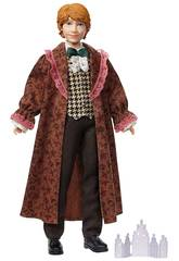 Harry Potter Poupée Ron Weasley Bal de Noël Mattel GFG15