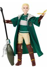 Harry Potter Poupée Draco Malfoy Quidditch Mattel GDJ71