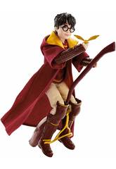 Harry Potter Poupée Harry Potter Quidditch Mattel GDJ70