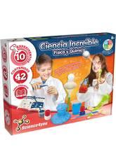 Ciencia Increíble Física y Química Science4you 60866
