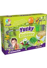 Yucky Science Ciencia Repugnante Science4you 61169
