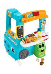 Fisher Price Little People Restaurant Sur Roues Mattel GHJ07