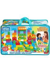Megabloks Nous Allons Apprendre 150 Pièces Mattel FVJ49