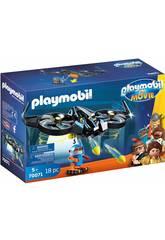 Playmobil The Movie Robotitron con Dron 70071
