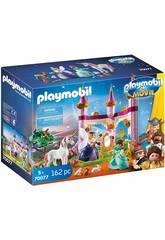 Playmobil The Movie Marla en El Palacio del Cuento de Hadas 70077