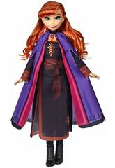 Frozen 2 Figurine de Base Anna Hasbro E6710