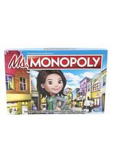 Monopoly MS. Monopoly Hasbro E8424