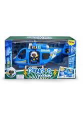 Pinypon Action Hélicoptère de Police Famosa 700014782