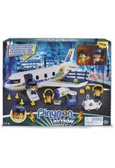 Pinypon Action Emergencia En El Avión Famosa 700015149