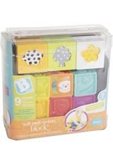 Cubi impilabili 9 pezzi