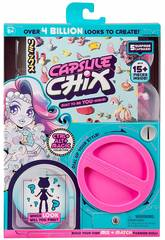 Poupée Capsule Chix Magic Famosa 700015398