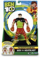 Ben 10 transformierbar Figur in Alien von giochi preziosi 28000