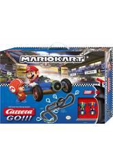 Circuit Nintendo Mario Kart 8 5,3 M. 2 Voitures Mario et Luigi Stadlbauer 62492