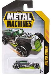 Metal Machines Carro de Metal Zuru 11008375