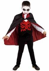 Déguisement Enfant Petit Vampire Taille L Rubies S8515-L
