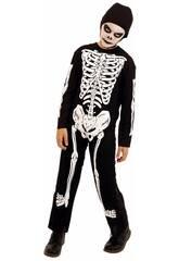 Déguisement Enfant Squelette Taille L Rubies S8516-L