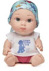 Poupée Baby Chauve David Bisbal Juegaterapia 176