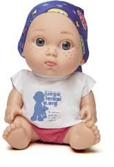 Poupée Baby Chauve Paula Echevarría Juegaterapia 149