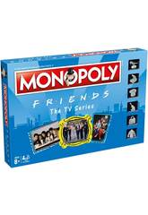 Monopoly Friends Eleven Force 12135