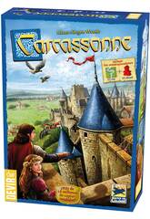 Jogo De Tabuleiro Carcassonne Devir BGCARCAS2