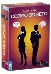 Jogo De Tabuleiro Código Secreto Devir BGCOSE