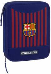 Astuccio Doppio 56 parti F.C. Barcelona Safta 411829056