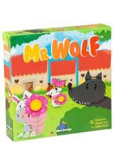 Jogo De Tabuleiro Mr. Wolf Mercurio BO0002
