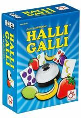 Jogo De Tabuleiro Halli Galli Mercurio A0027