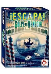 Jogo de Tabuleiro, Escapa! Golpe Em Venecia Mercurio DV0003