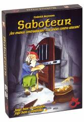 Jeu De Société Saboteur Jeu Base + Expansion Mercurio A0022