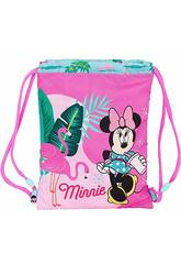 Sac Plat Junior Minnie Mouse Palms Safta 611912855