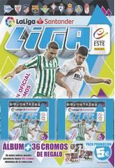 La Liga Este 19/20 Pack Album con 6 Bustine Panini 3711SPEGGSS