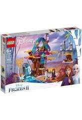 Lego Frozen 2 Verzaubertes Baumhaus 41164