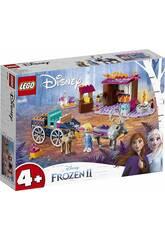Lego La Reine des Neiges 2 Aventure en Calèche d'Elsa 41166