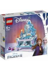 Lego Frozen 2 Disney Il portagioielli di Elsa 41168