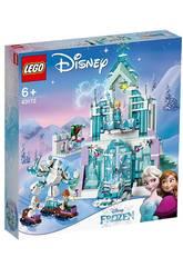 Lego Frozen Palácio Mágico de Gelo de Elsa 43172