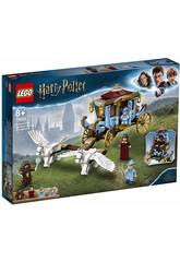 Lego Harry Potter Kutsche Beauxbatons Ankomm in Howarts 75958