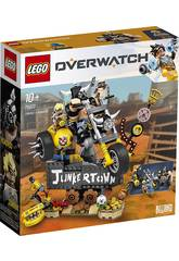 Lego Overwatch Junkrat et Roadhog 75977