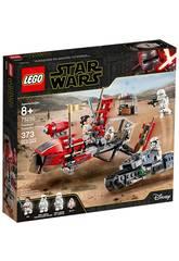 Lego Star Wars Inseguimento sullo Speeder Pasaana 75250