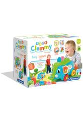 Clemmy Baby Éléphant Clementoni 17162